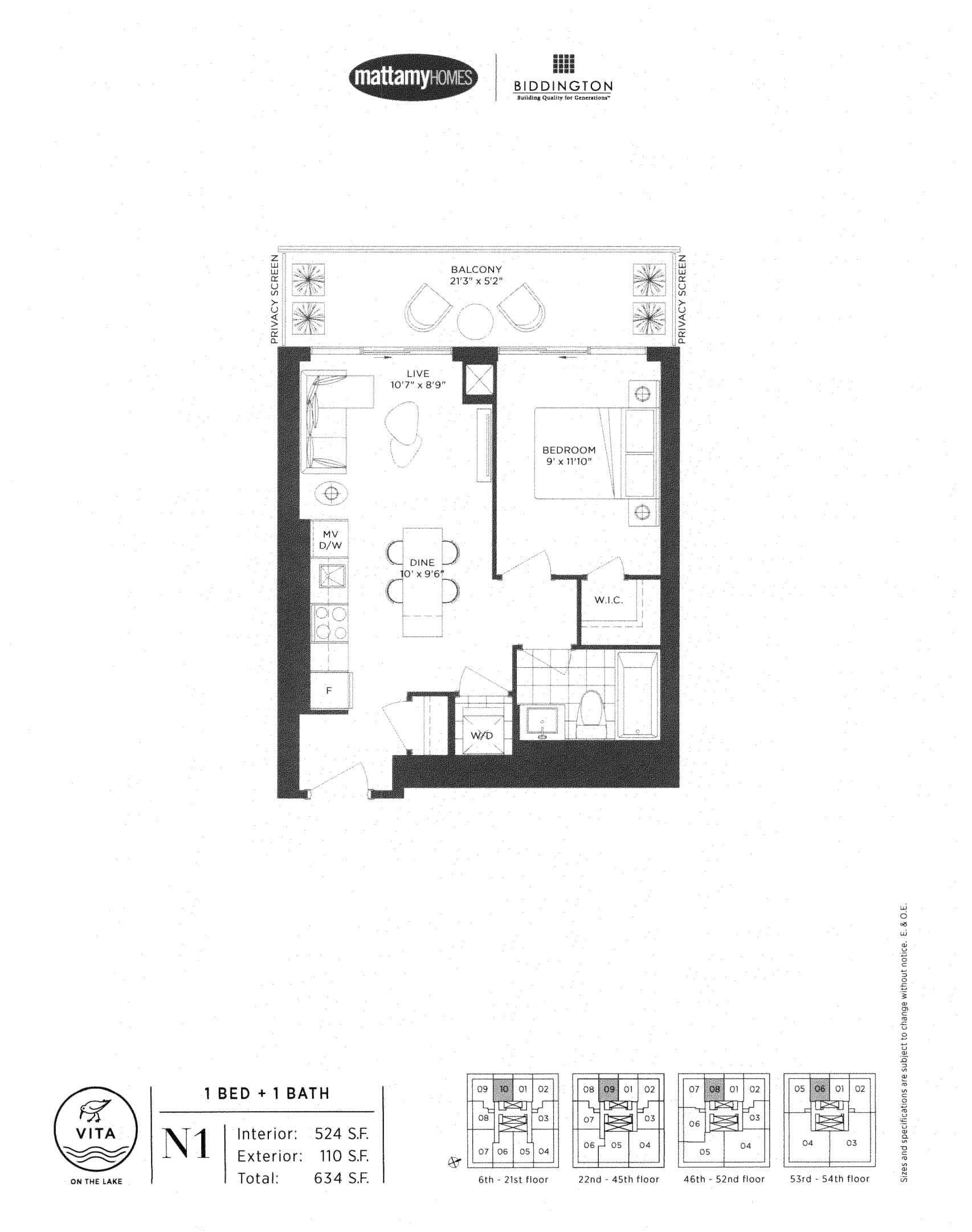 Vita on the lake pre construction etobicoke condosky for Condo plans free