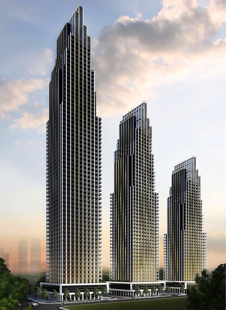 Edge Towers
