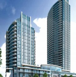 Perla Condos at Pinnacle Uptown