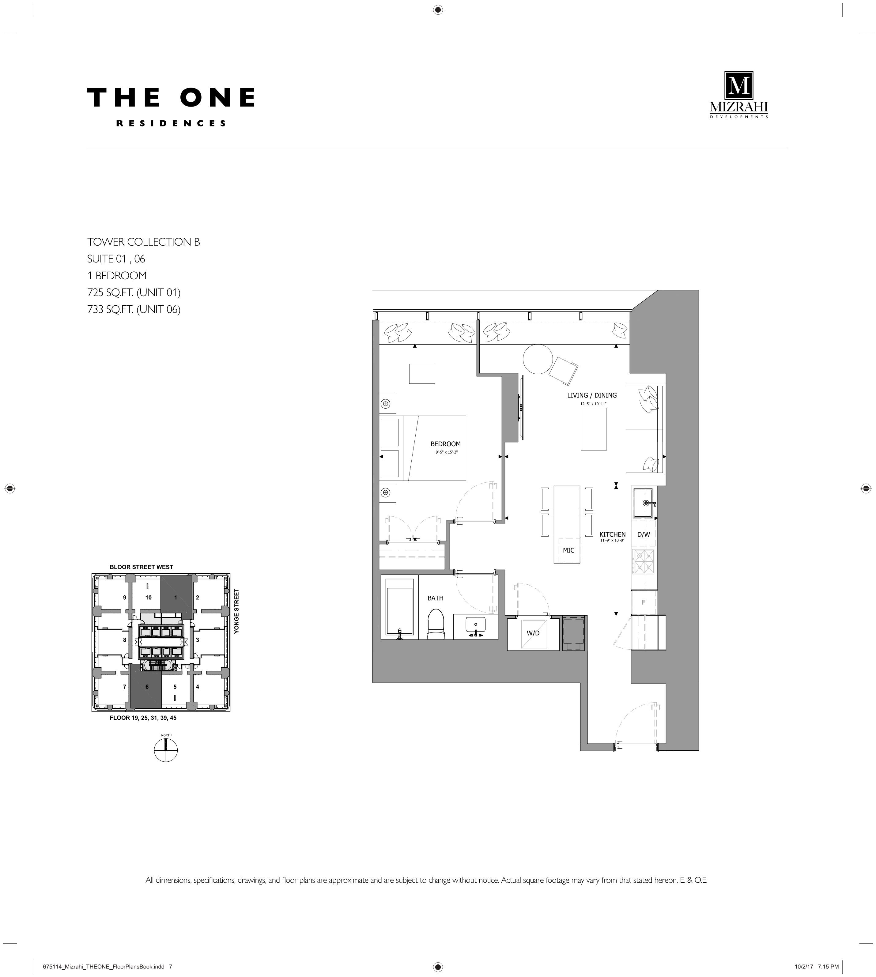 The One Bloor West Pre Construction Toronto Condosky