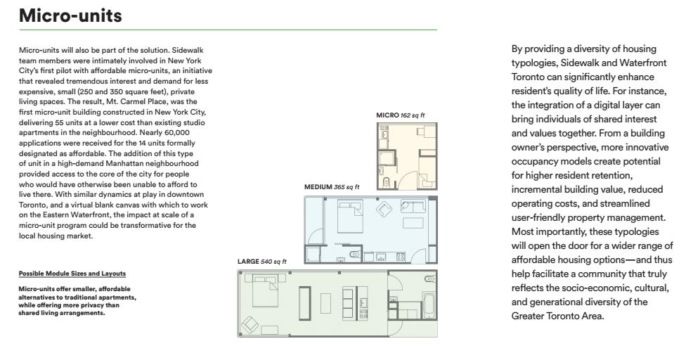 micro-units modular homes